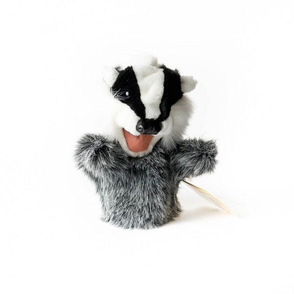 Badger Puppet