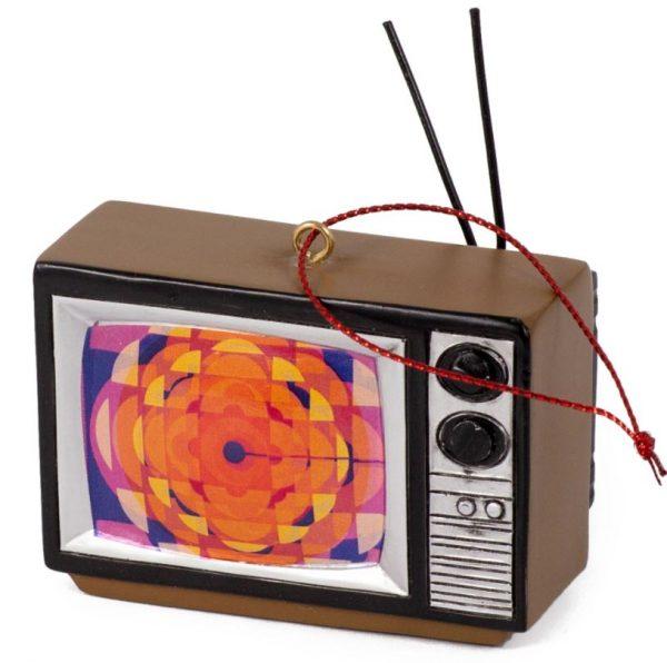 CBC TV Ornament