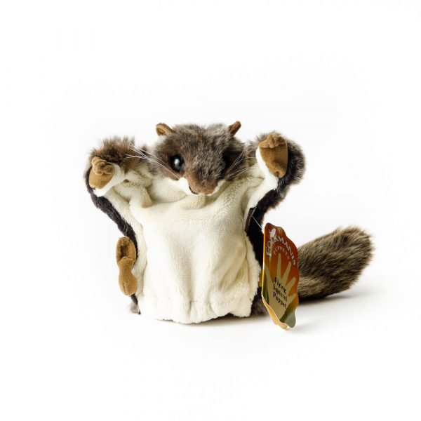 Flying Squirel Pppet