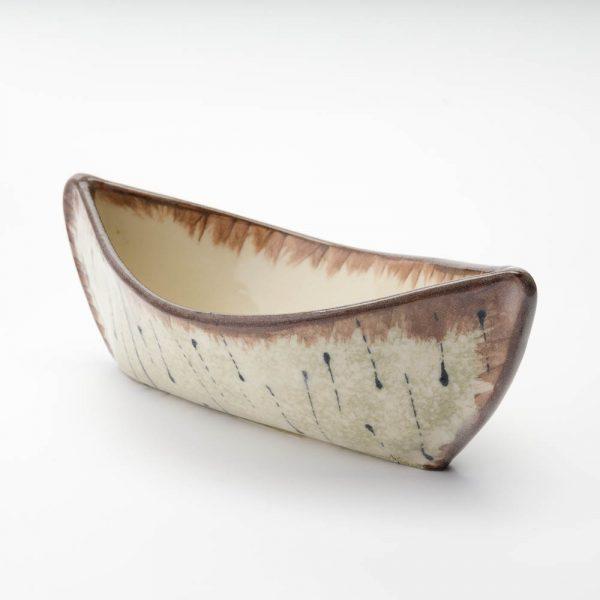 Medium birch canoe