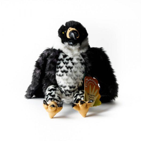 Peregrine Falcon Puppet