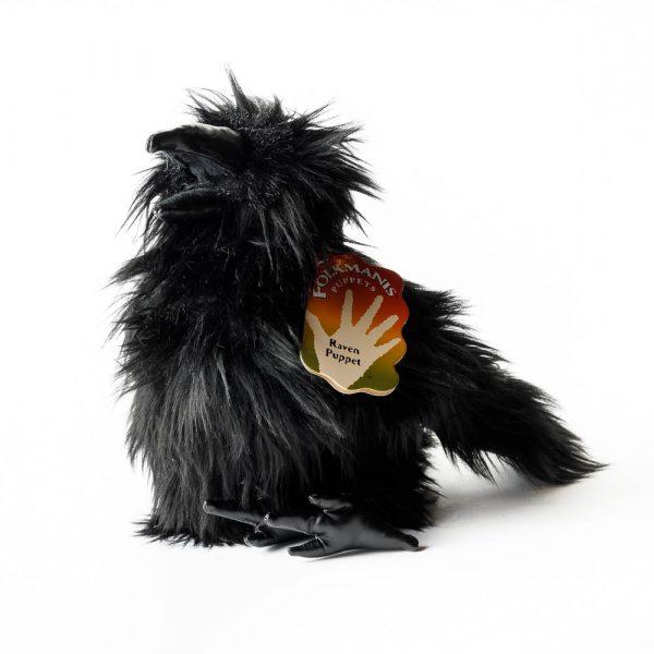 Raven Puppet