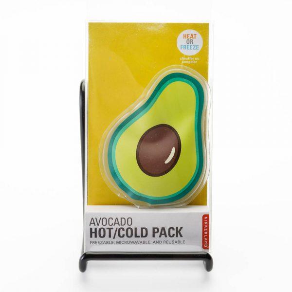 avocado hot cold pack