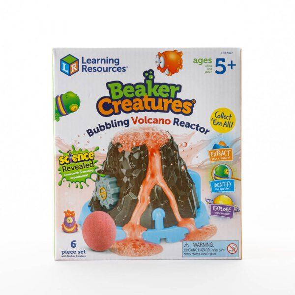 beaker creatures volcano