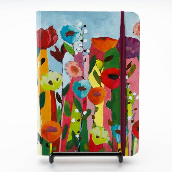 billiant floral journal