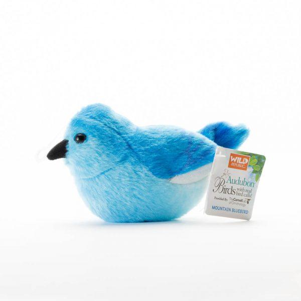 blue bird plush