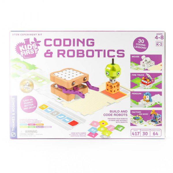 coding and robotics
