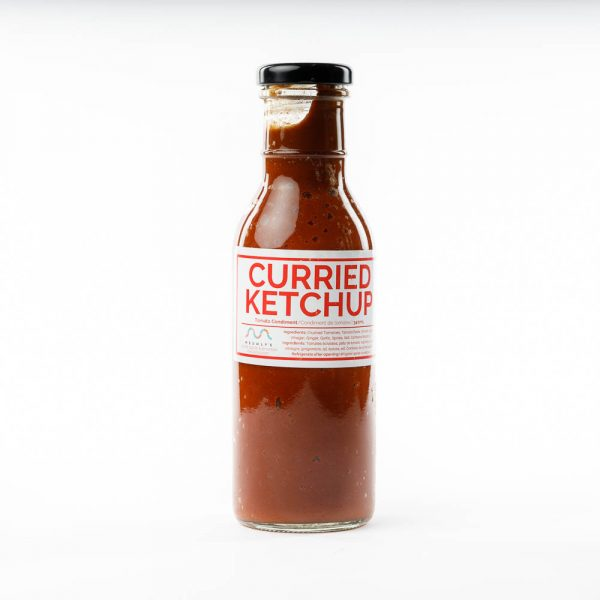 curried ketchup