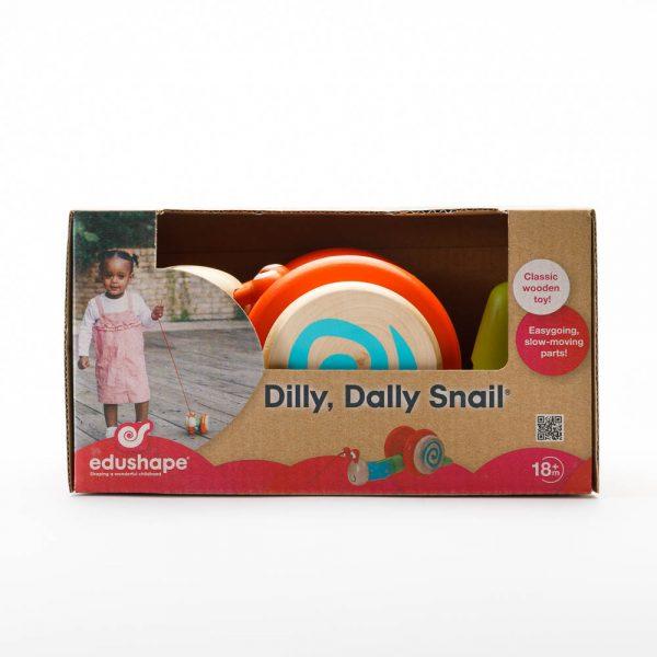 dilly dally snail