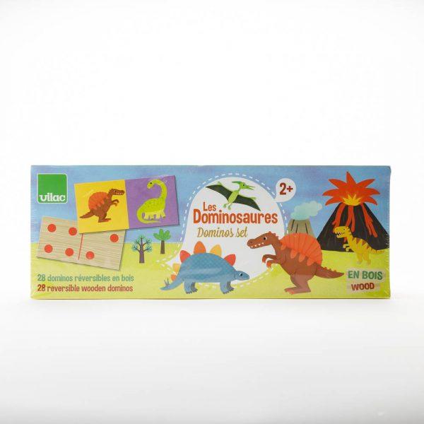 dinosaur dominos
