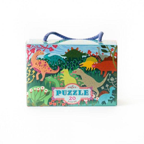 dinosaur meadow puzzle