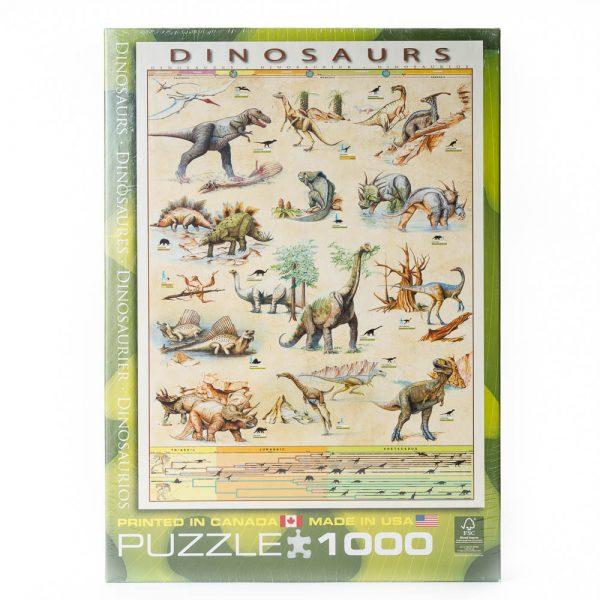 dinosaur puzzle 1