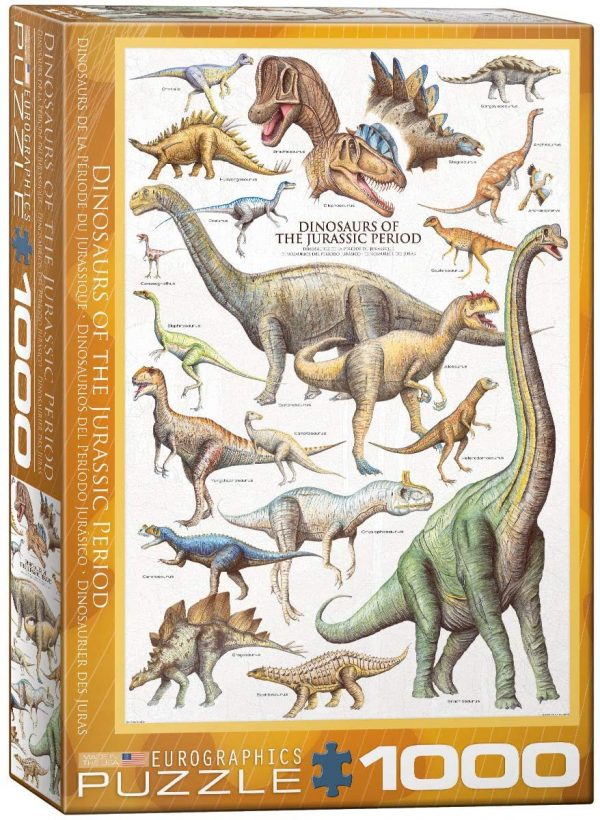 dinosaurs puzzle 1