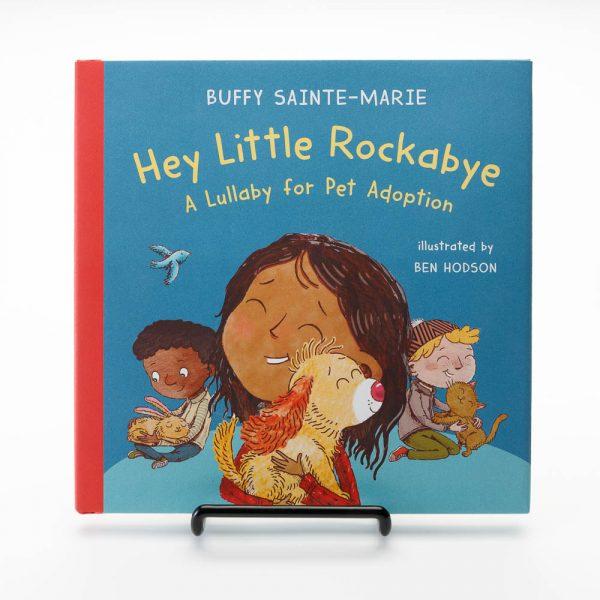 hey little rockabye