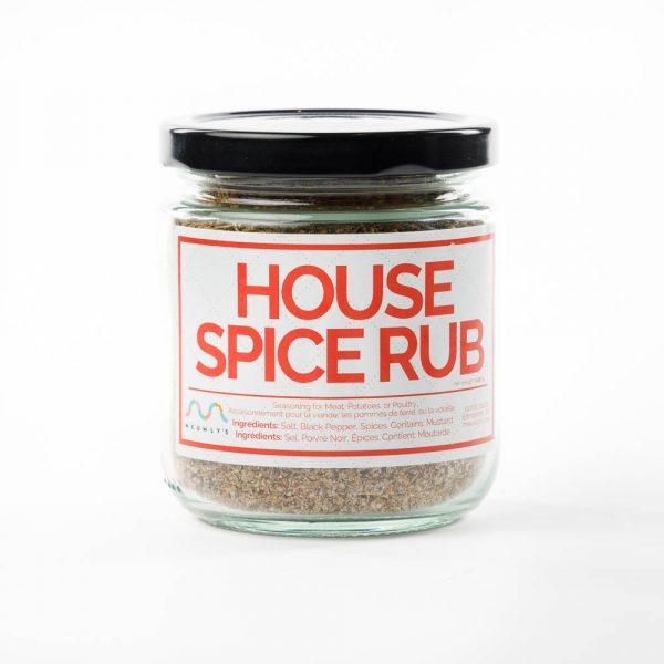 house spice rub