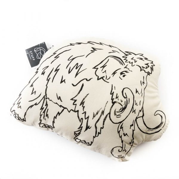 mammoth pillow front