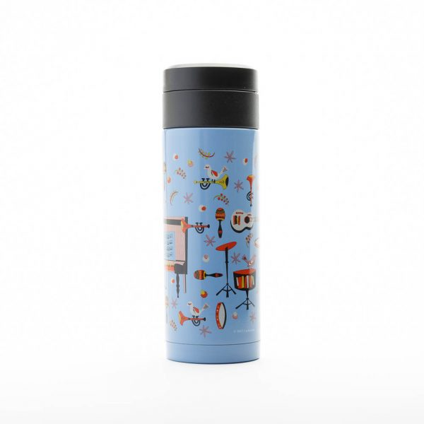 musical instruments thermos