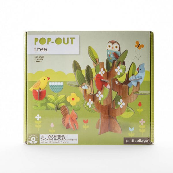 pop out tree