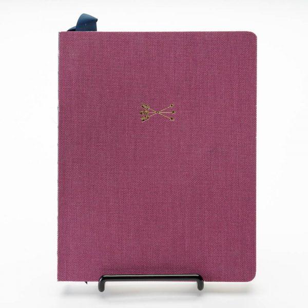 purple arrow journal