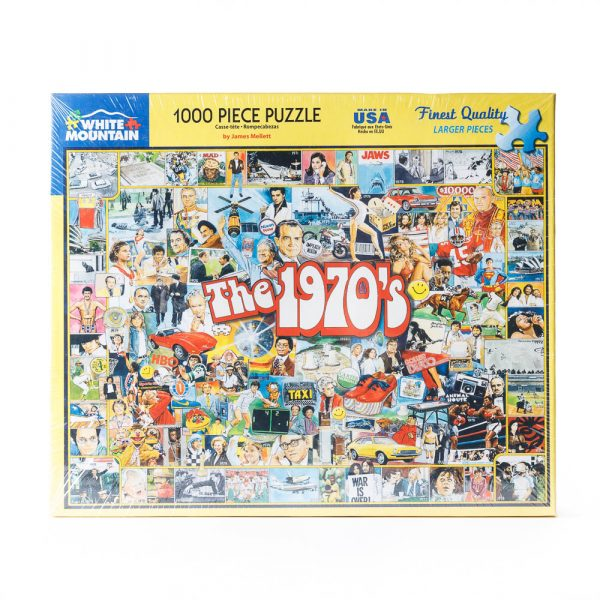 seventies puzzle