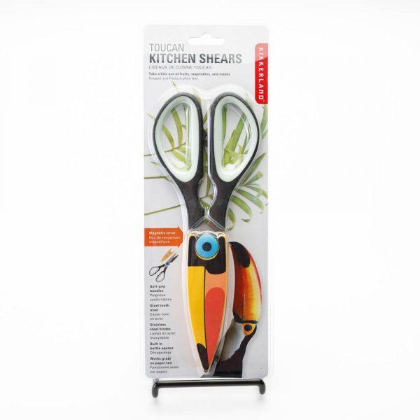 toucan kitchen shears