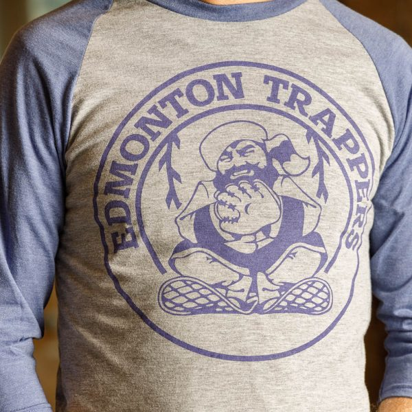 trappers baseball t