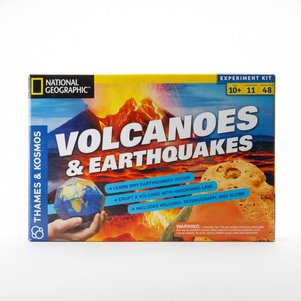 volcanos and earthquakes