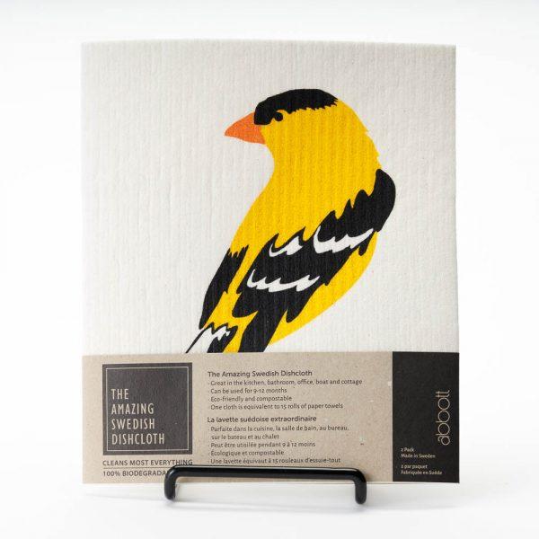 Finch Swedish Dishcloth