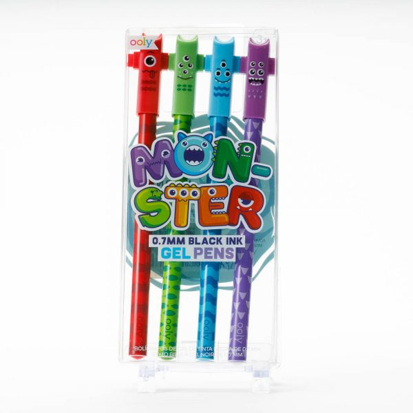 Monster Gel Pens
