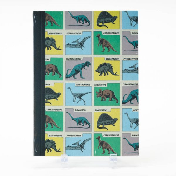 Prehistoric Land Notebook