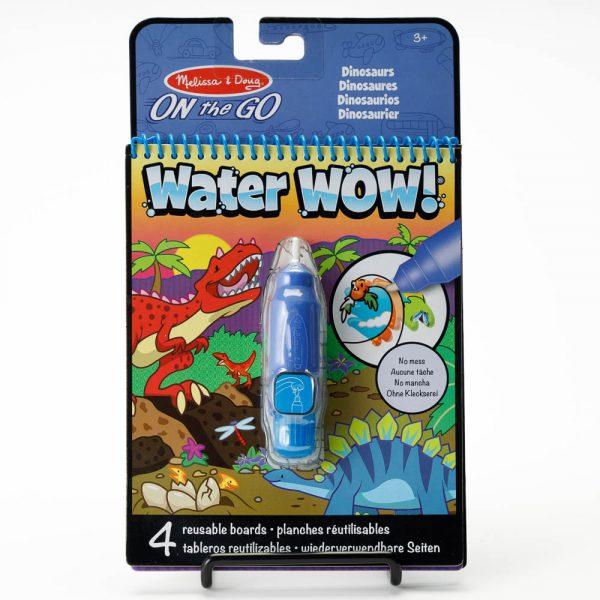 Water Wow Dino