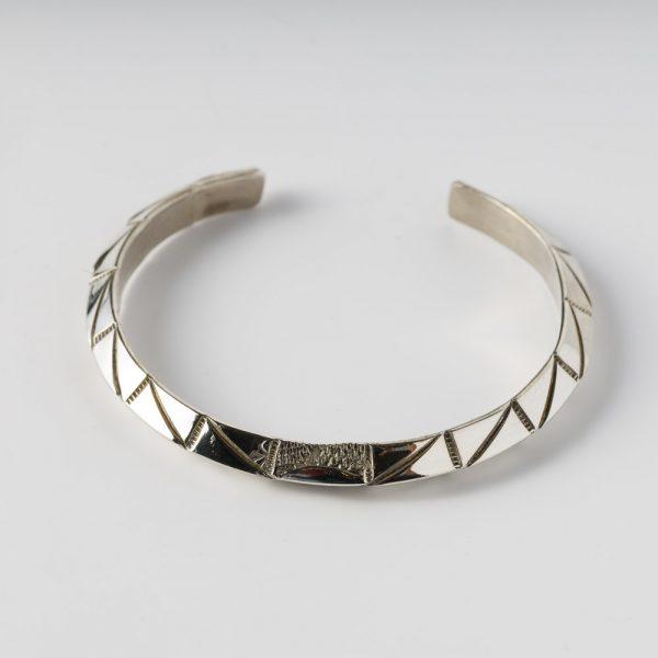 albertine crow shoe sun pattern bracelet