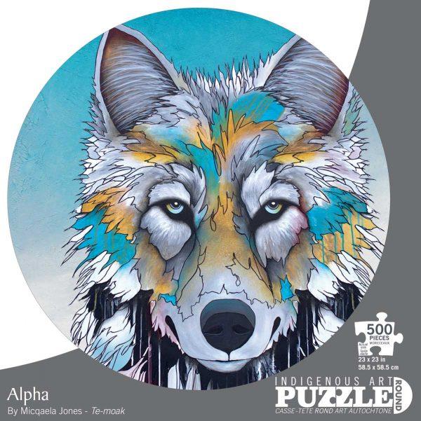 alpha puzzle