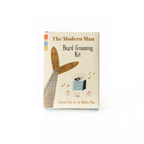 modern man beard grooming