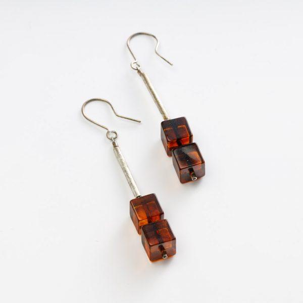 neshka double earrings