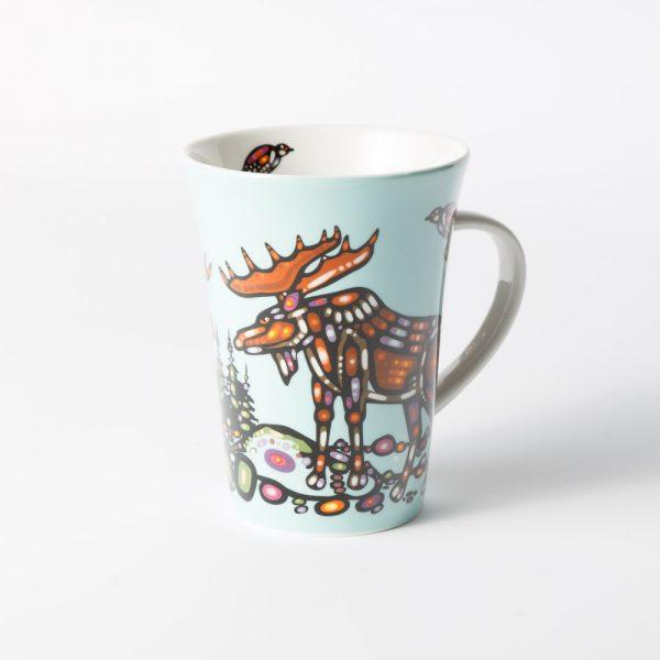 oscardo moose mug