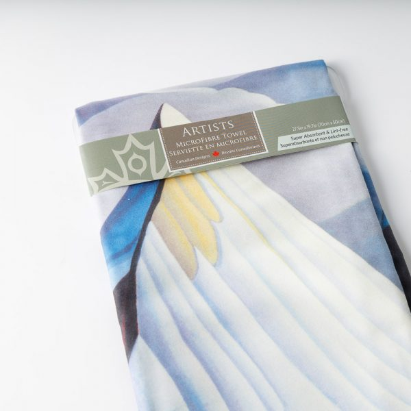 oscardo mount lefroy tea towel