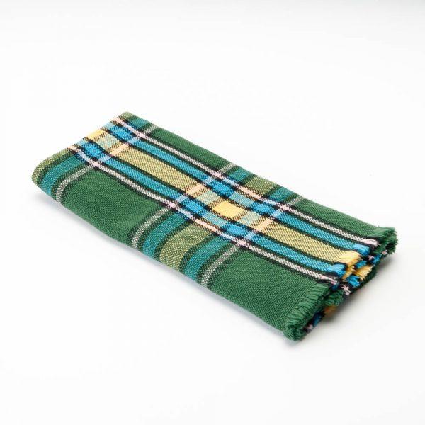 Alberta Tartan Tea Towel