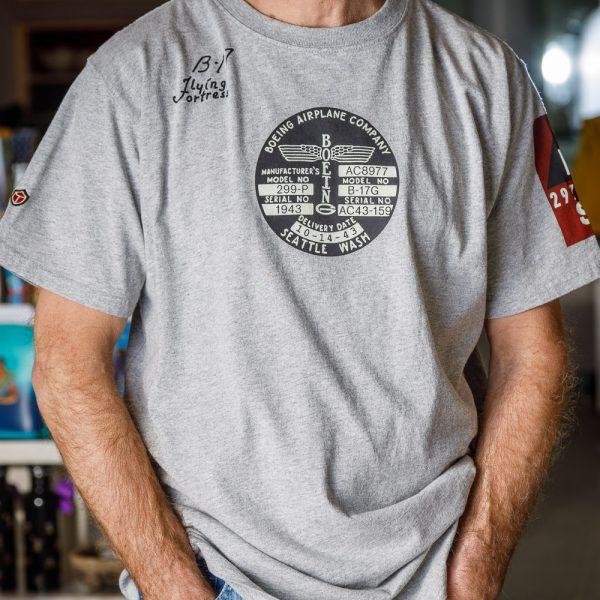 Boeing T Shirt