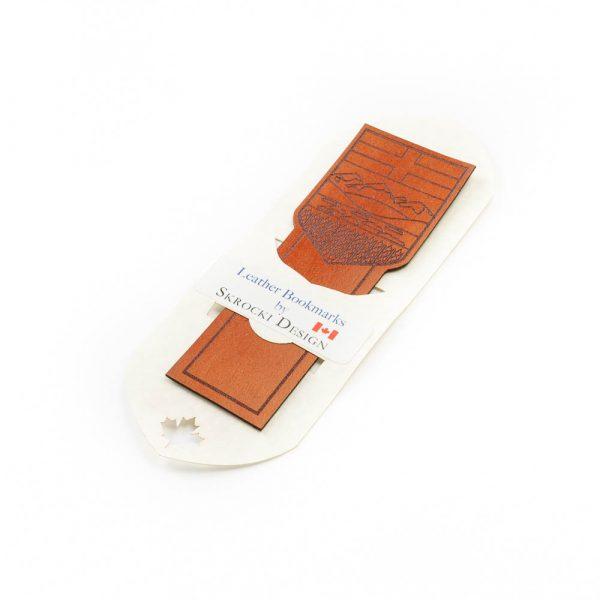 alberta crest bookmark