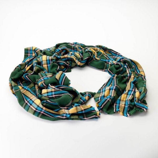 alberta tartan scarf