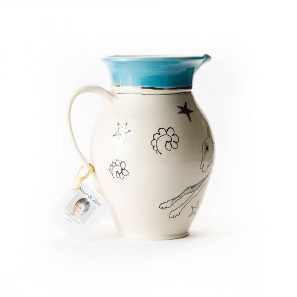 artables wild hare jug