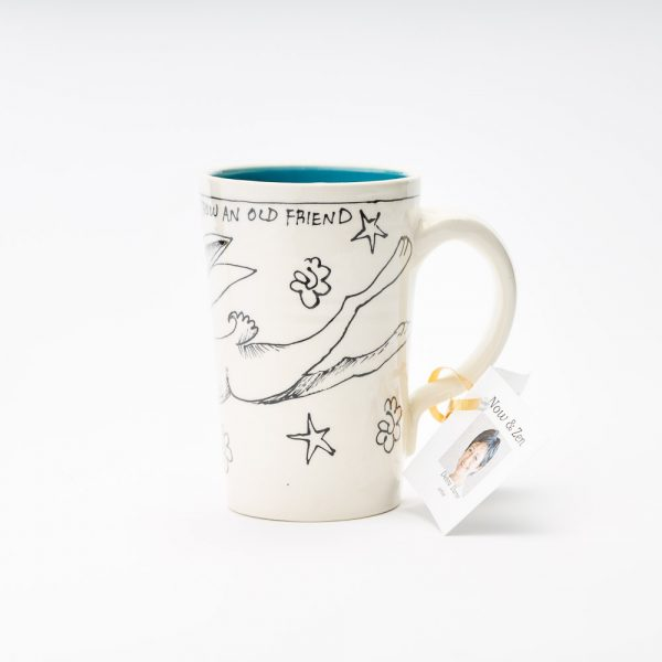 artables wild hare mug