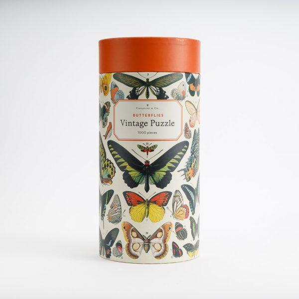 cavallini butterflies puzzle