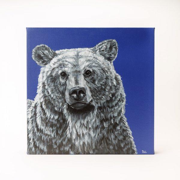 dallas larose bear painting