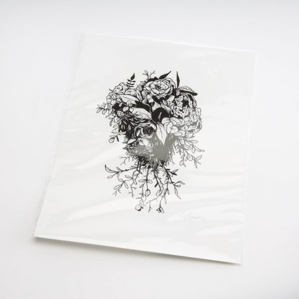 erin greenough bouquet print