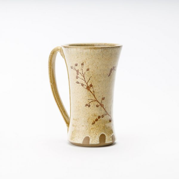 high country art rosehip slim mug