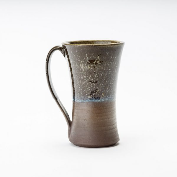 high country art wood ash mug