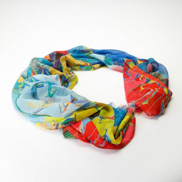 oscardo morning star scarf