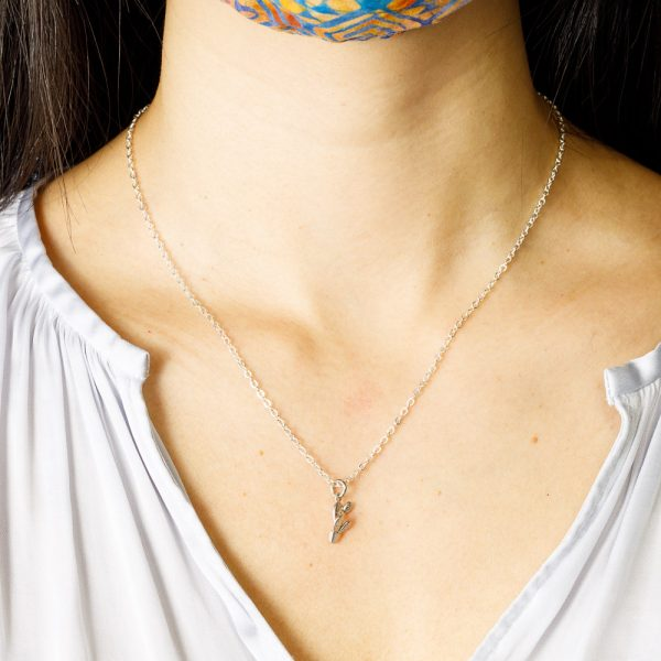 pika and bear cactus necklace